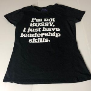 Crazy dog t-shirt black with quote